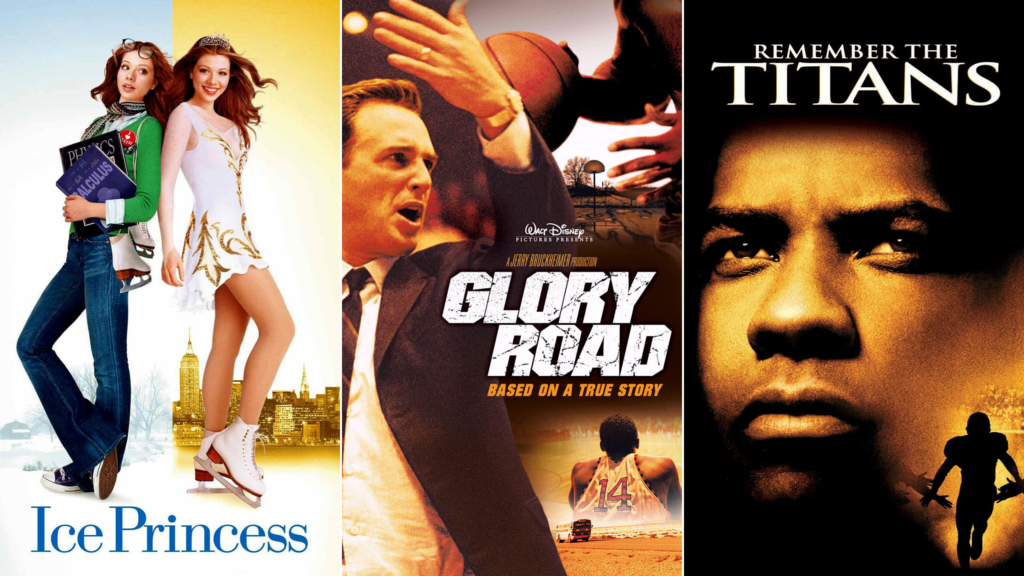 12 Movies For Sports Lovers To Watch On Disney Plus