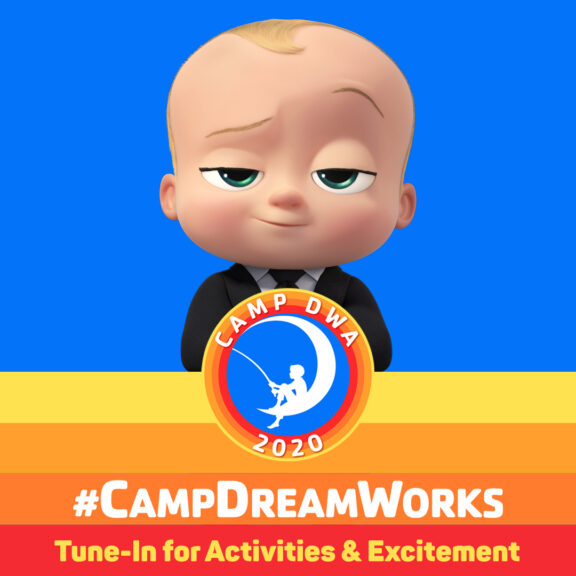 Learn How To Draw Boss Baby Using This Camp DreamWorks Tutorial