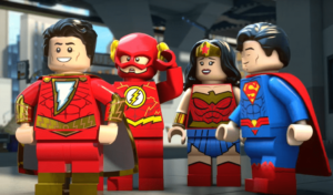 LEGO DC Shazam Magic And Monsters Kid's Review