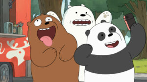 We Bare Bears The Movie Kid's Review