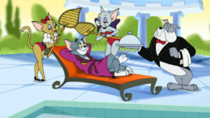 Tom and Jerry: The Fast and Furry Kid's Review