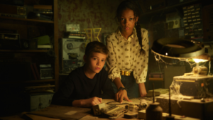 Should You Watch Disney Channel's New Mystery Series, Secrets of Sulphur Springs, With Your Kids?