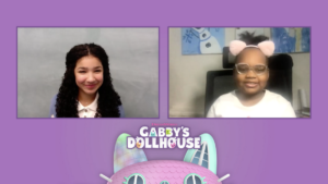 """Interview: Discussing Netflix's New Kids Series """"Gabby's Dollhouse"""" With Laila Lockhart-Kraner"""