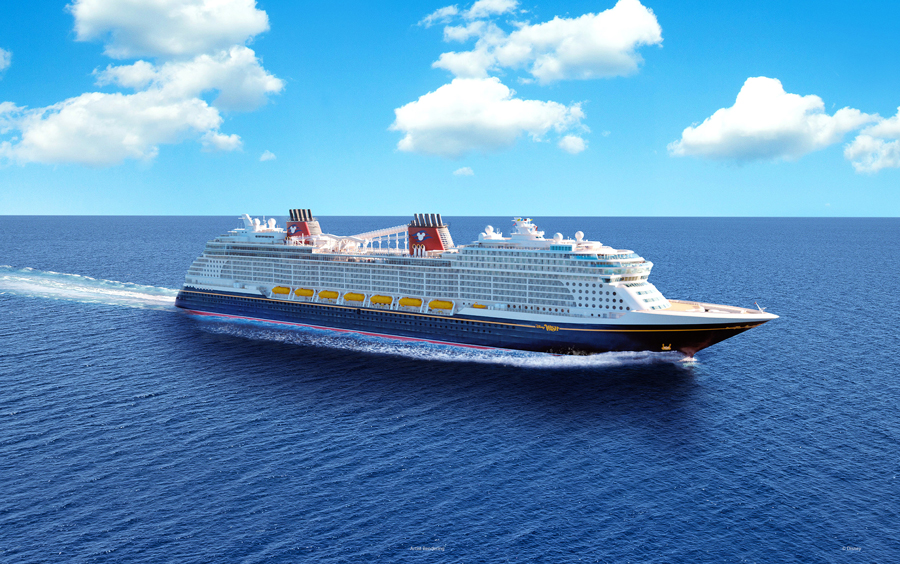 """Listen, Disney's New """"Wish"""" Cruise Ship Is Looking Like """"The Wave"""" In 2022 (More Details Inside)"""